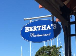 Bertha's Simons Town