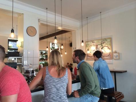 Clarkes Dining - Bar