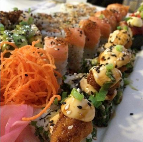 Nuri Sushi Cape Town